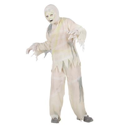 Mumie-Anzug mit Maske