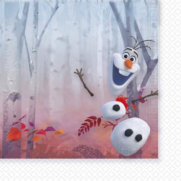 20 Servietten Frozen II – Bild 2