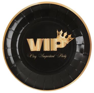 10 Papp-Teller VIP – Bild 1