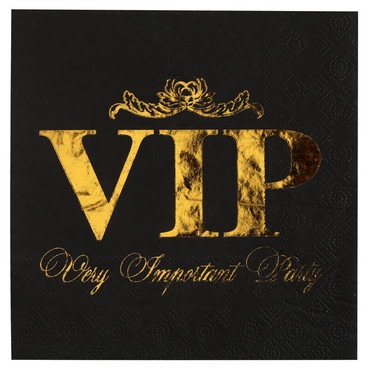 20 Servietten VIP – Bild 1
