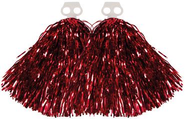 Pompons rot – Bild 1