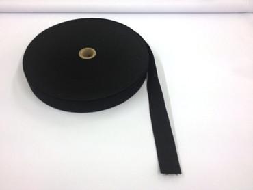 Gummiband 30 mm schwarz