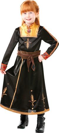Anna Frozen 2 Deluxe Kleid Eiskönigin – Bild 2