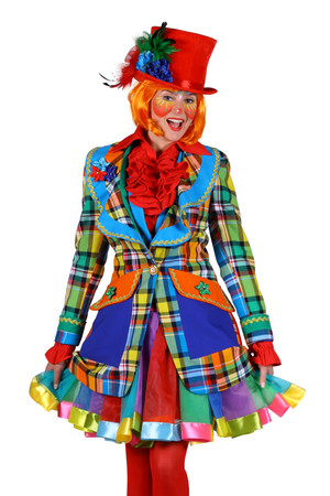 Clownjacke Pinky – Bild 1
