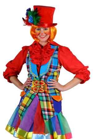 Clownweste Pinky – Bild 1