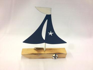 Deko-Segelboot – Bild 1