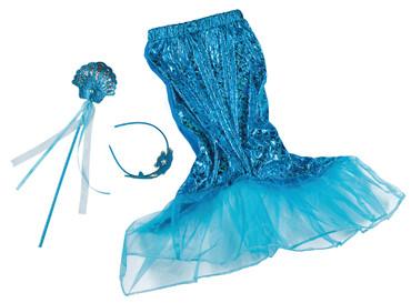 Meerjungfrauen Set blau – Bild 1