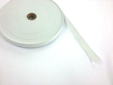 Gummiband 20 mm weiß