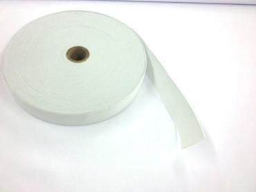 Gummiband 30 mm weiß