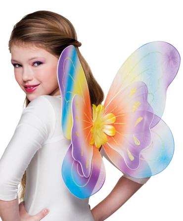 Flügel Iris bunt Fee Schmetterling – Bild 1