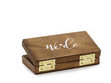 Eheringe Box aus Holz – Bild 2