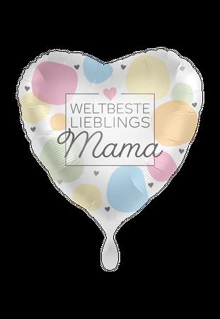 Folienballon Liebllingsmama