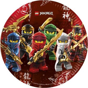 8 Teller Ninjago