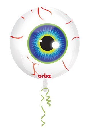 Folienballon Eyeball