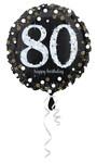 Folienballon Sparkling 80 001
