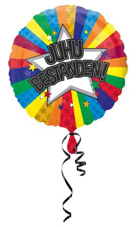 Folienballon Juhu Bestanden