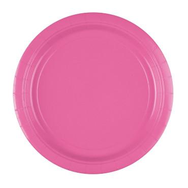 8 Partyteller pink