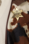 Sheriff-Stern gold 001