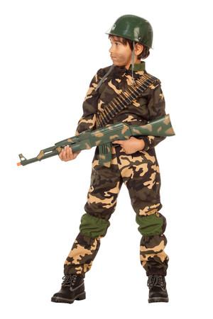 Commando-Overall