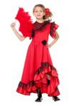 Carmen-Kleid Spanierin 001