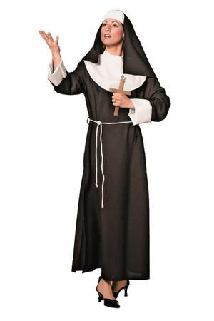 Nonne-Kleid