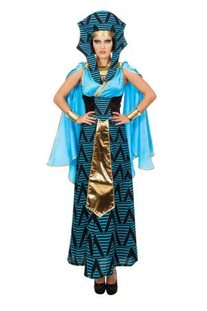 Ägypterin Aida-Kleid – Bild 1