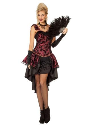 Burlesque-Kleid