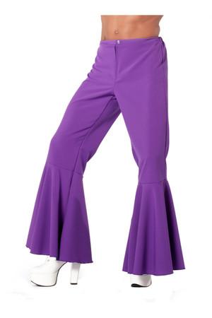 Schlaghose violett