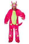 Monster-Overall pink 001