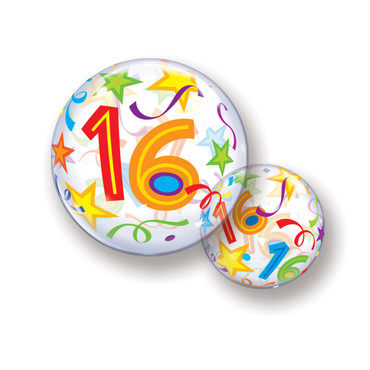 Bubble-Ballon Birthday 16
