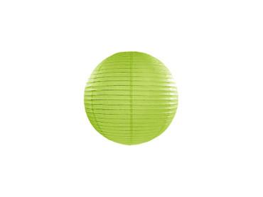 Deko-Laterne Ø 20cm apfelgrün