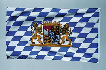 Fahne 90 x 150cm Bayern