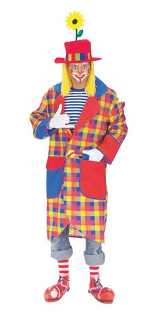 Clown-Mantel
