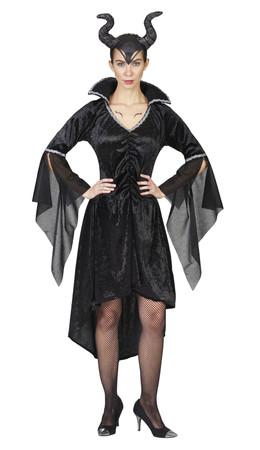 Böse Königin Kleid