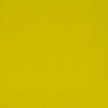 50 Duni Zelltuchservietten kiwi 33x33cm