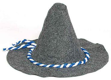 Bayernhut mit Kordel