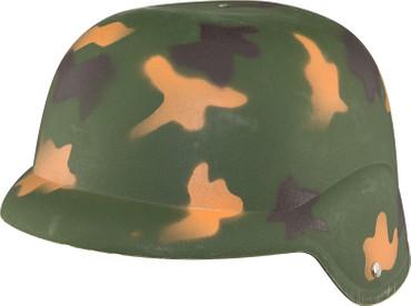 Camouflage Helm für Kinder