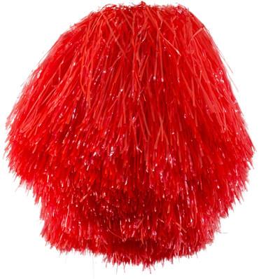 Cheerleader-Pompom rot