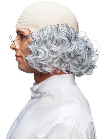 Perücke Professor – Bild 2