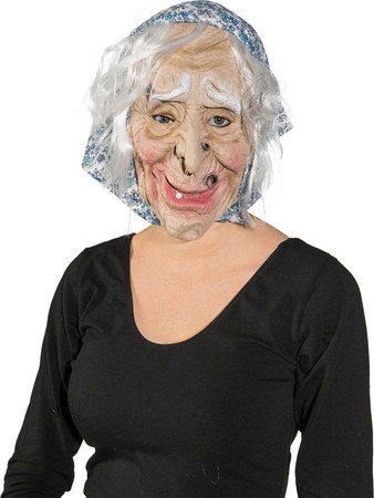 Hexenmaske – Bild 1