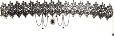 Halsband Barock Dame – Bild 2