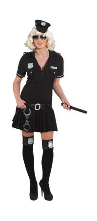 Kleid Police Girl
