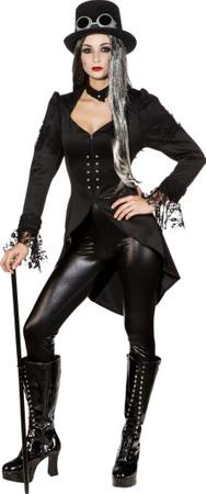 Gothic Damenfrack – Bild 1