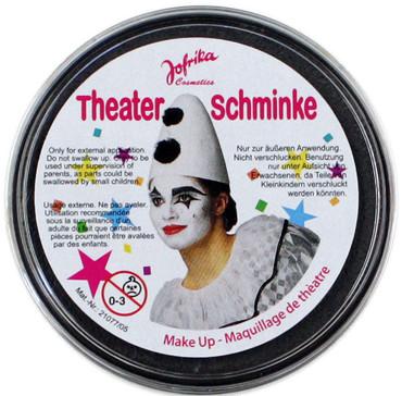 Theaterschminke schwarz