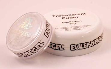 Transparent-Puder weiss 7g