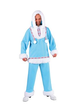 Eskimo-Anzug 'Ice -blue'