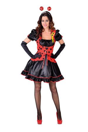 Marienkäfer-Kleid