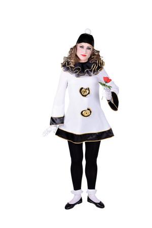 Pierrot-Kleid