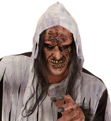 Maske Verfaulter Zombie – Bild 1