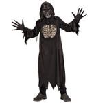 Dämon-Robe mit Maske 001